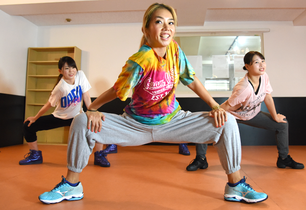 ETCダンススクールの講師